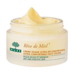 TEST Crème Visage Rêve de Miel By NUXE dans Soins nuxe-reve-de-miel-creme-300x300