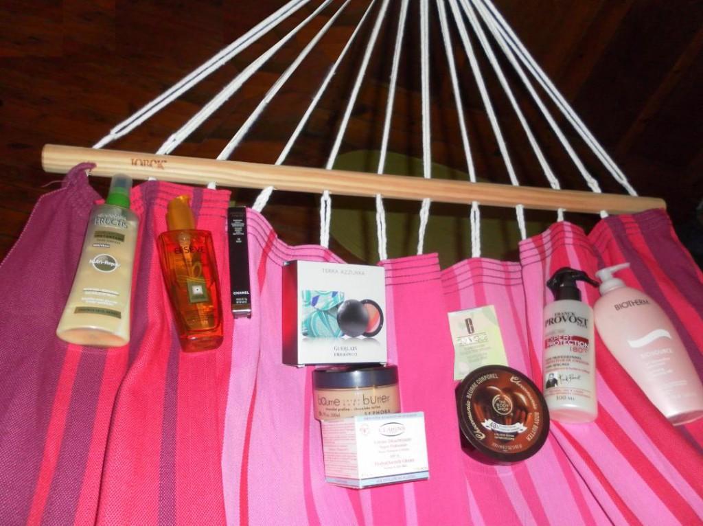 Mon Hamac à Beauté : Le TOP 10 de mes produits phares ! dans Coiffures mon-hamac-a-beaute-1